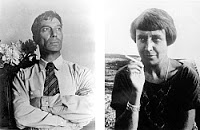 Boris Pasternak and Marina Tsvetaeva