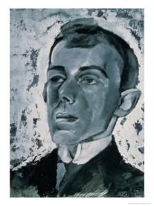 Portrait by Lev Aleksandrovitc Bruni