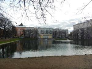 patriarch's ponds