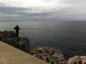 sagres fisherman