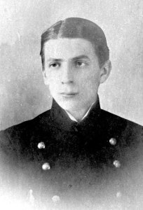 Ivnev as a student