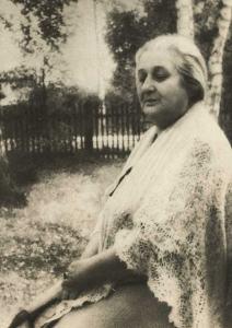 Akhmatova in 1959