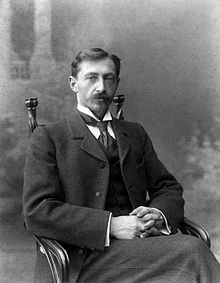 Bunin in 1901