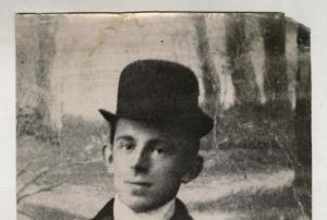 Mandelstam in 1909