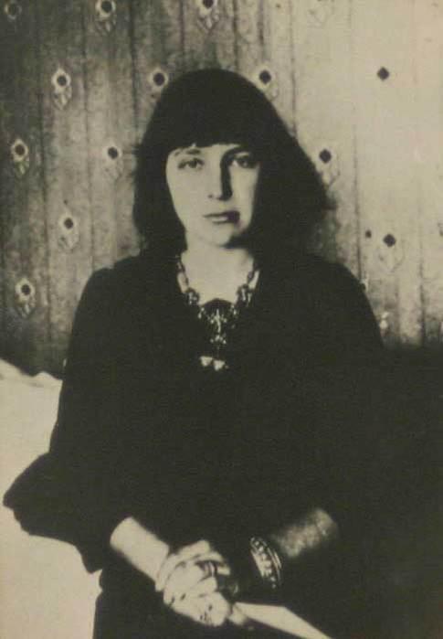 Nacque oggi: Marina Tsvetaeva