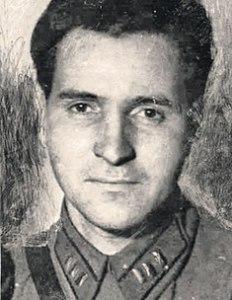 Simonov in 1941